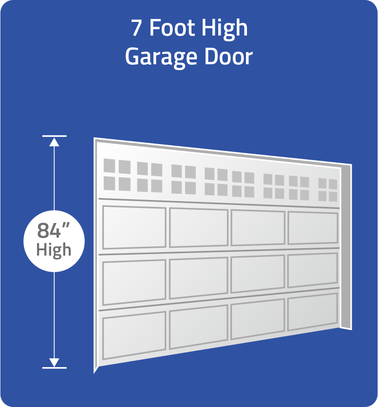 Select 7 Foot Height