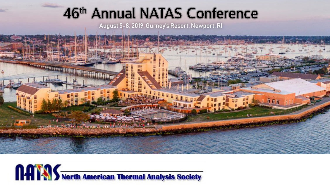 Announcement: Thermtest attending the 46th Annual NATAS Conference