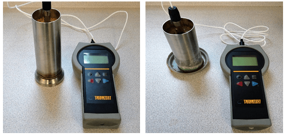 Soil Thermal Conductivity Meter Portable Equipment TLS-100 Thermtest