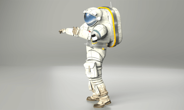 NASA Collaborates with Nanotex Corp for New Thermally Conductive Nano-textile for Use in Space Suit.