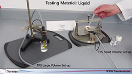 Thermal Conductivity Demo Video One Dimensional
