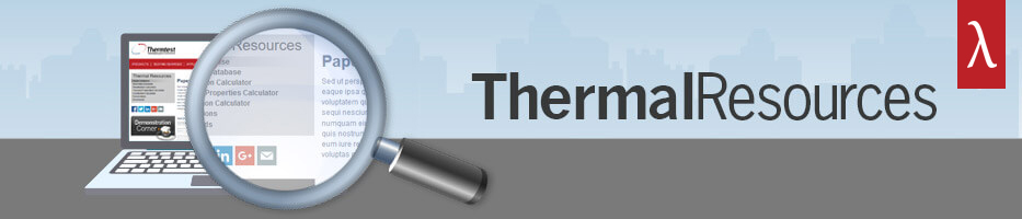 Thermal Conductivity Resources We Measure Everything