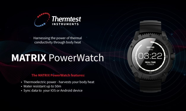 "The ""Never Charge Again"" Matrix PowerWatch Series 2"