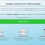 Announcement: Thermtest's Thermal Conductivity Paper Database Has Expanded with the Addition of 50 New Academic Articles