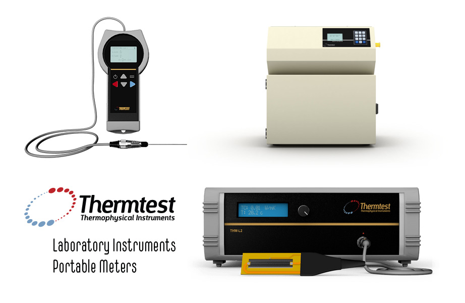 Thermal Conductivity Measurement Systems and Meters | Thermtest