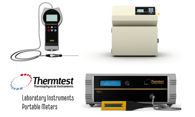 Thermtest Thermophysical Properties Instruments, Meters, & Testing Services