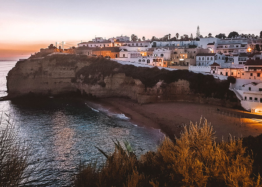 Carvoeiro is one of the most beautiful villages in Portugal