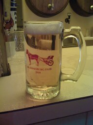 Birch Beer in a Fair Mug