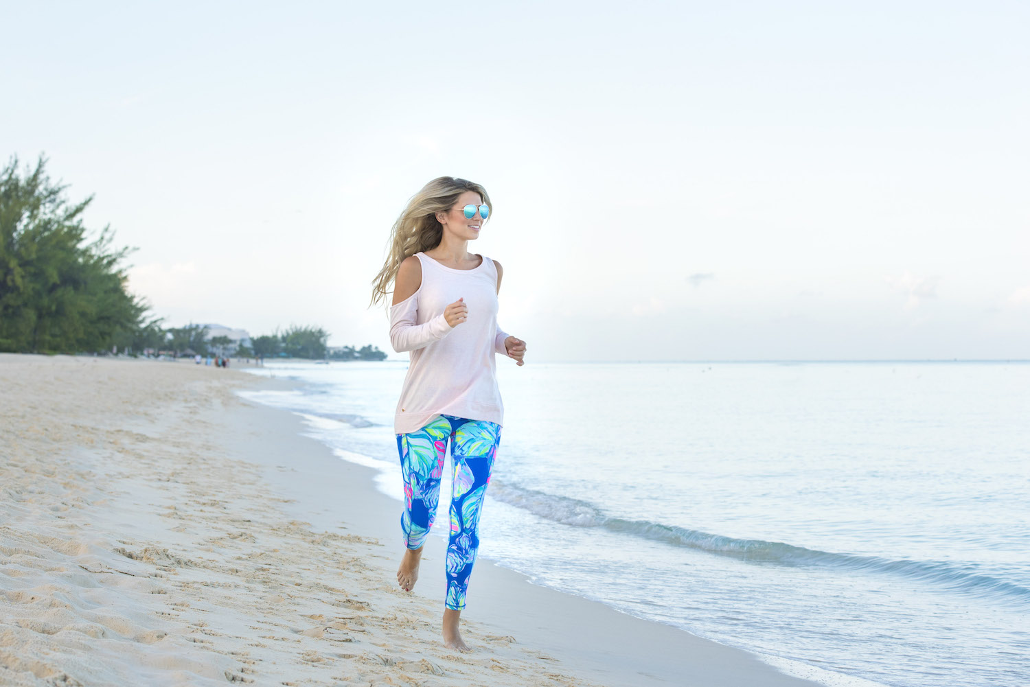 packable fabrics and easy to travel with pieces from lilly pulitzer in grand cayman