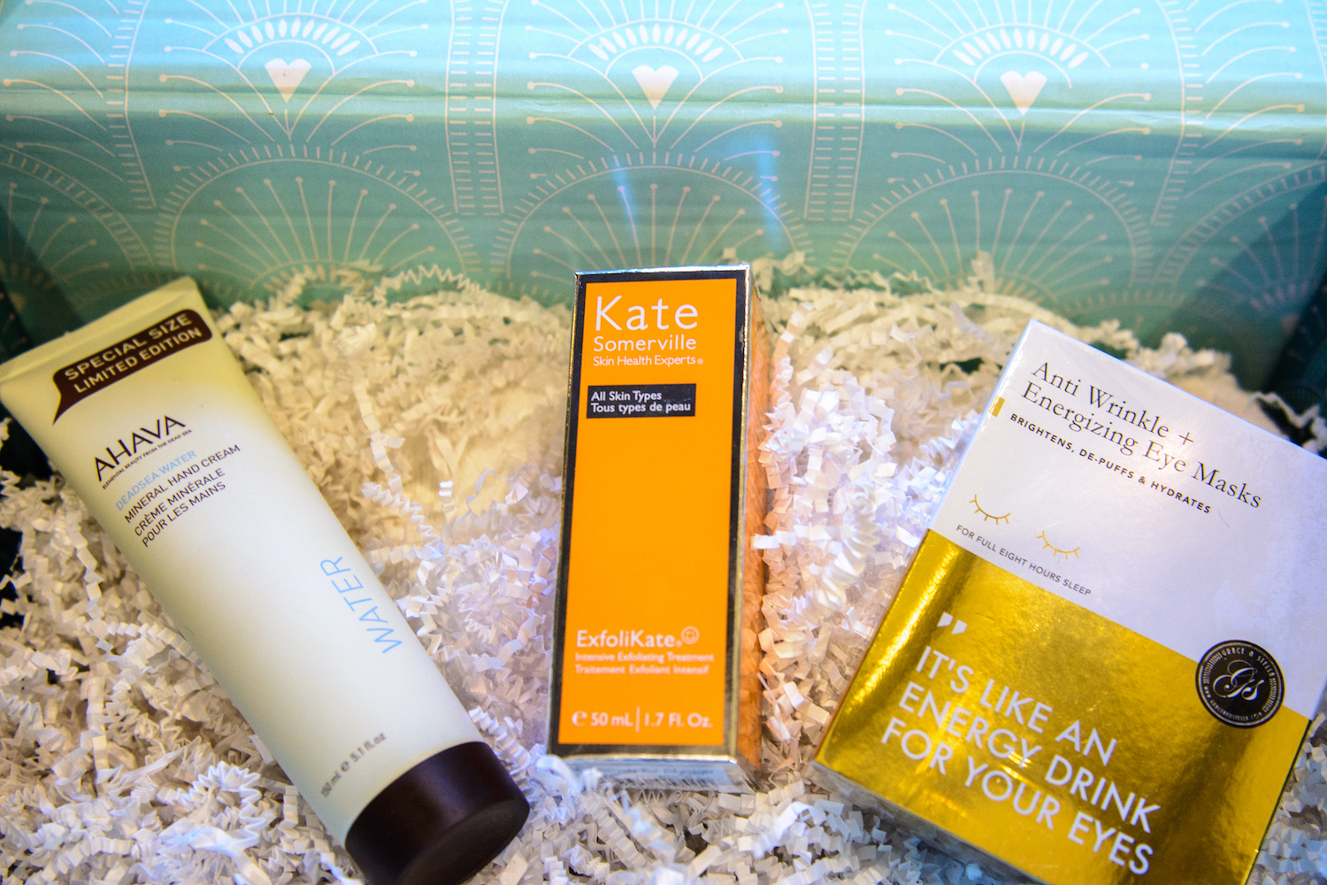 Fab Fit Fun holiday winter box