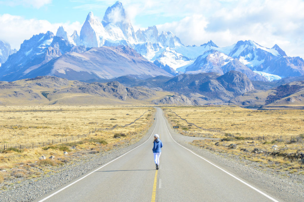 Lesley Murphy travels to Patagonia
