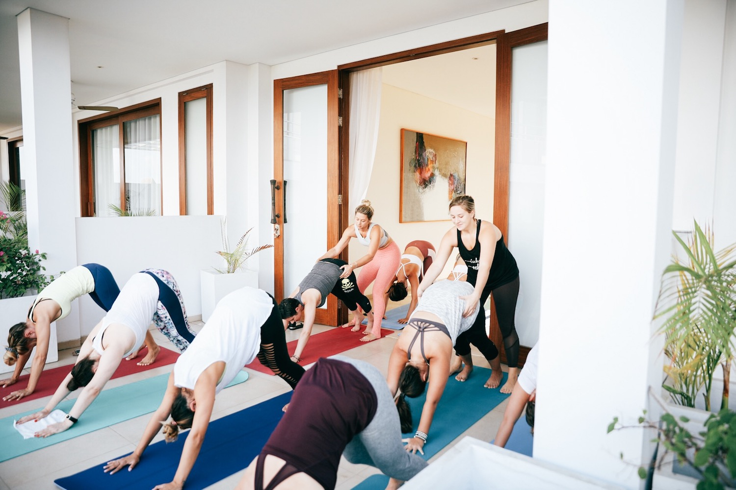 Yoga LimitLes in Bali