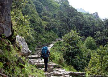 Triund trek image, Dharamshala