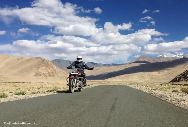 Leh ladakh roads