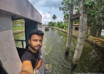 Alleppey backwaters kerala