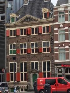 Rembrandt house