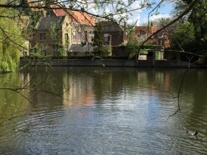 Minnewater canal