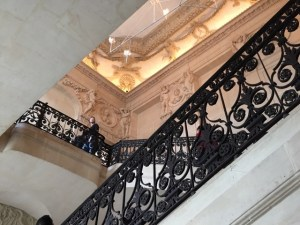 Picasso staircase
