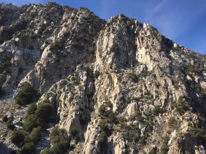 Santa Rosa and San Jacinto Mountains National Monument
