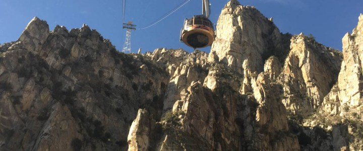 Flying High Aboard the Palm Springs Aerial Tramway