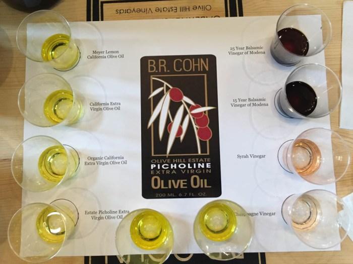 B.R. Cohn tasting