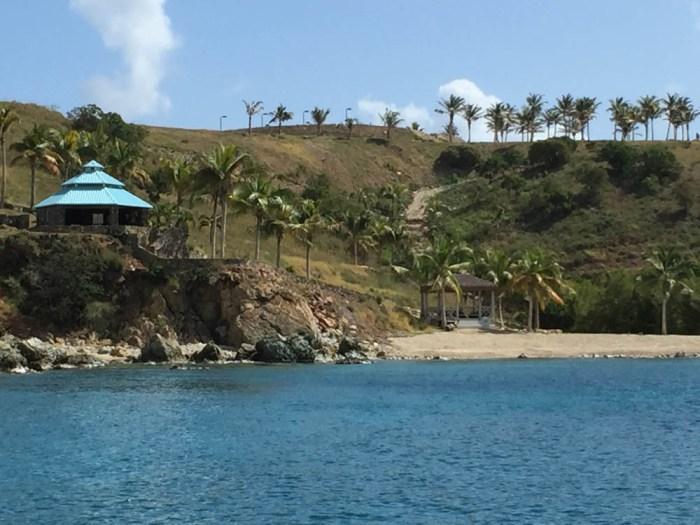 Little St. James Island