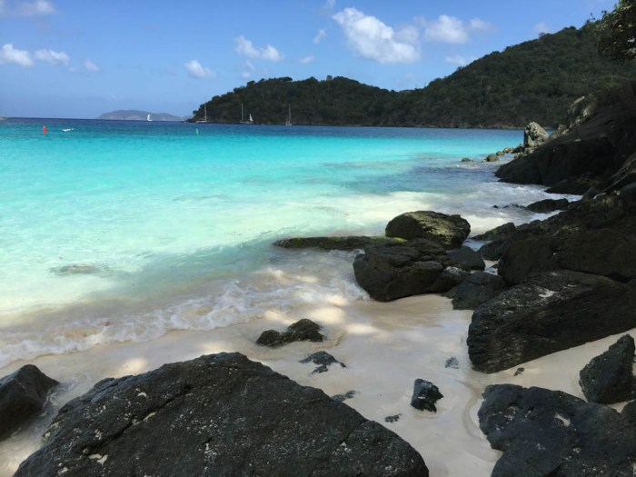 Maho Bay on St. John