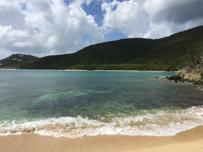 Reef Bay on St. John
