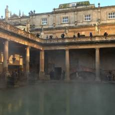 Ancient Mysticism and Man-Made Marvels Revealed in Bath