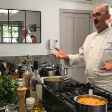 French Cooking with Chef Jean-Marc Villard in Provence