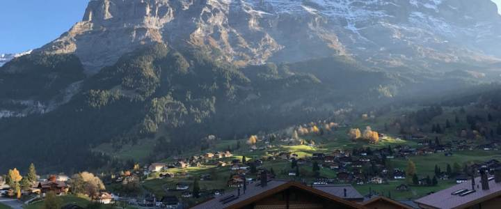 Mountain Highs and Family Ties in Grindelwald, Switzerland
