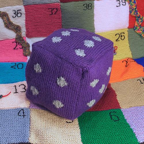 Soft play dice