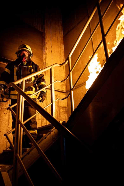 Emergency service PTSD