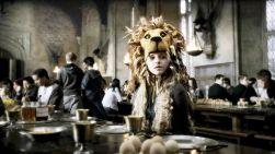 Luna with lion head