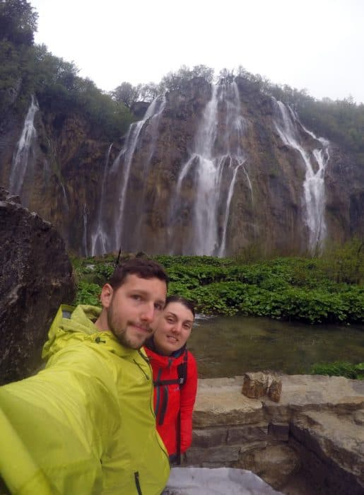 Exploring the otherworldly Plitvice Lakes, Croatia. How the rain became a blessing! when it is raining at plitvice lakes, how to get to plitvice lakes, where should I base myself for Plitvice lakes, nearest city to plitvice lakes, croatia, zadar, waterfalls, UNESCO, good base for plitvice lakes, weather, crowds, tips,