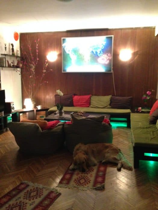Hostel Review: Hi Skopje, Macedonia: A home away from home, best hostel in skopje, macedonia, former yugoslavian republic of Macedonia, makedonija, hostel review, chill out, hostel with a dog, zhile, adventure, explore, relax, hammock, places to stay in skopje, best place to stay, where to stay, top hostels, balkans, balkan backpacker, backpacking, travelling, traveling,