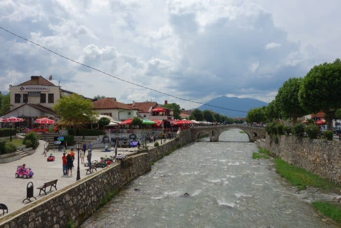 A guide to the Ottoman city of Prizren, Kosovo. A historic step in time in this new country, Sinan Pasha Mosque, Kalaja Fortress, Church of Our Lady of Ljeviš, ottoman, history, Church of the Holy Saviour, kids, children, interacting with locals, travelling, traveling, things to see in prizren, things to do, war, serbia, newborn