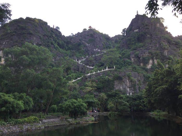 Hang Mua Stairs Trail Image-min, Canyoning in Da Lat, Snorkeling/Diving in Nha Trang, Motorbiking Song Tra Mountain in Da Nang, Exploring Caves in Phong Nha-Ke Bang, Trang An Grottoes and Hang Mua Stairs in Ninh Binh, Kayaking in Ha Long Bay, Ha Giang Motorbike Loop, Trekking in Sapa, Vietnam, adventure, explore, south east asia, GUEST POST: 26 Year old's Guide to Outdoor Activities and Adventures in Vietnam