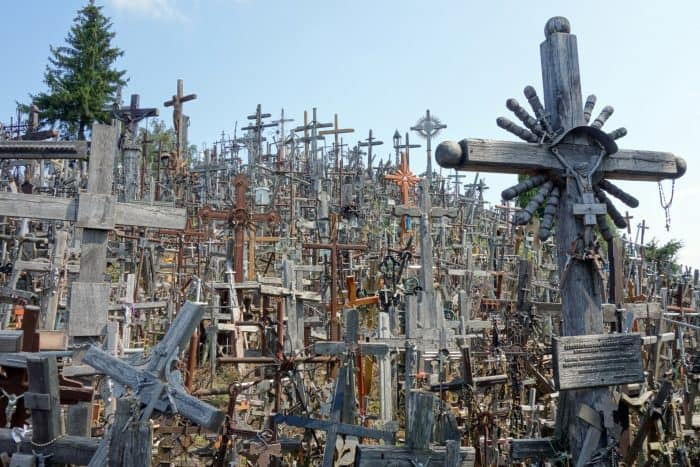 hill of crosses, how to get there, travel, backpacking, travelling, traveling, europe, Ukraine, kiev, chernobyl, Warsaw, Poland, Latvia, riga, Lithuania, vilnius, Estonia, Tallinn, Finland, Helsinki, ferry, things to do, what to do, night bus, coach, transport, hostels,