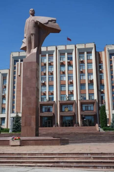 transnistria, Lenin, Tiraspol, Moldova, things to see, what is it like, Money, Eastern Europe, Tiraspol, Transnistria, Balkans, Is Moldova in the Balkans, Where is Moldova, Map, Lei, Monastery, Wine, IQ hostel, hostels in moldova, best hostels, where to stay in Chisinau, accommodation, where to stay, art, hotel, best places to stay, Balkan Backpacker, backpacking, Balkans, Europe, Eastern Europe, Nistru beach, Triumphal Arch, Nativity Cathedral, St. Theodor Tiron Convent, Orheiul Vechi monastery, Transnistria, travel, backpacking, travelling, traveling, europe,