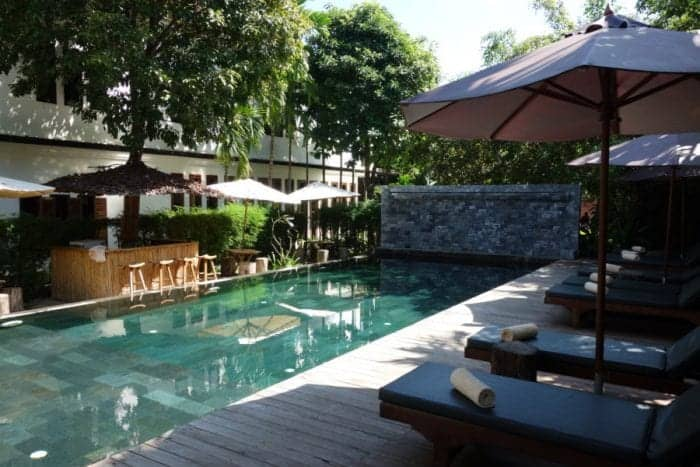 La Residence Blanc D'Angkor, Siem Reap. A slice of paradise that proves Cambodia isn't just for backpackers, Cambodia, Siem Reap, luxury, Holiday, Vacation, Travelling, traveling, Asia, South East Asia, resort, tour, pool, adventure, explore