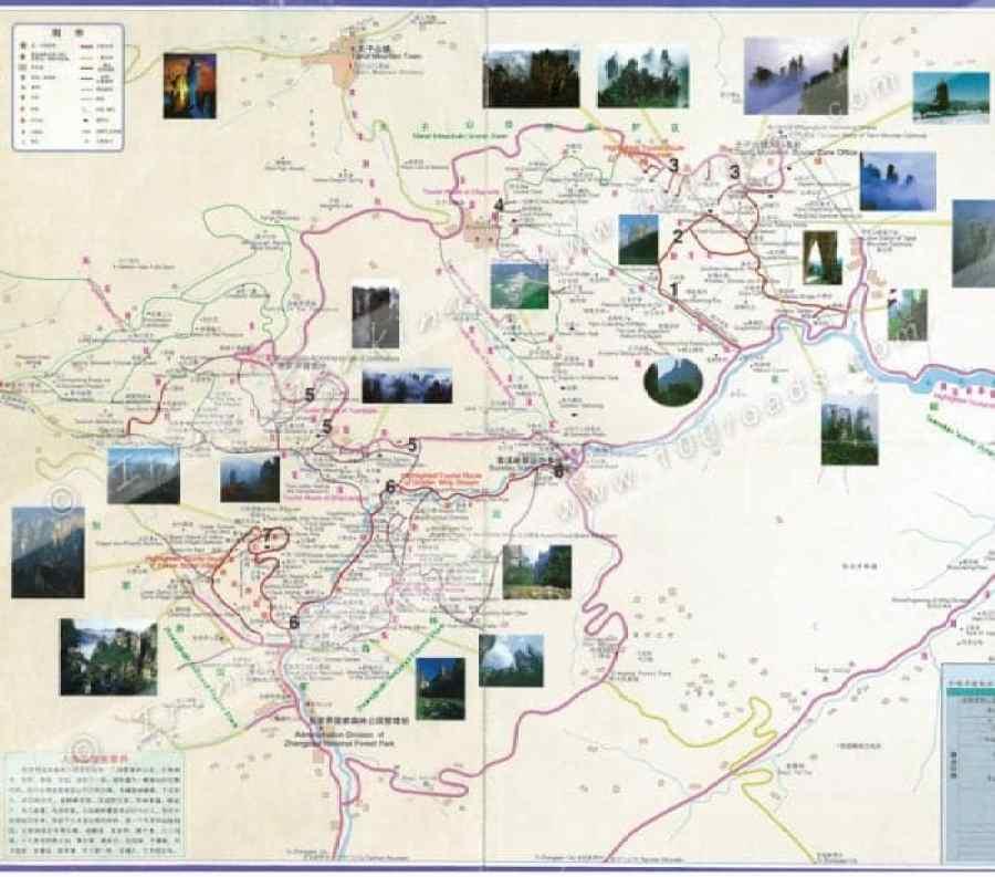 numbersmap