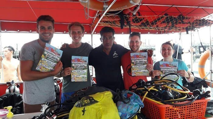 Learning SCUBA diving in borneo: Completing our PADI course in Malaysia at some great Kota Kinabalu diving spots, SCUBA diving in Malaysia, SCUBA diving in Sabah. Learn What is involved in a PADI course and if a PADI course hard and why Borneo is one of the best places to do a PADI course in South East Asia