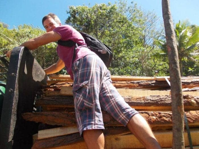 GUEST POST: Fiji Freakout: Unexpected Thrill Seeking Clinging to a Lumber Truck on Vanua Levu