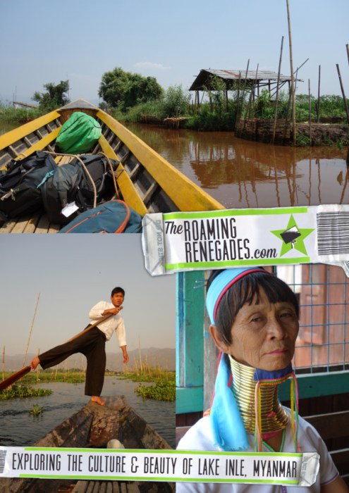 Exploring the culture and scenery of the stunning Lake Inle, Myanmar > https://theroamingrenegades.com/2017/07/lake-inle-guide-myanmar.html