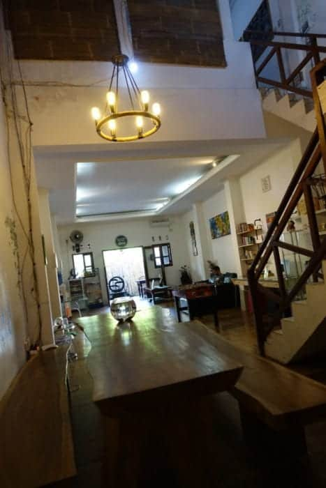 Ostic House, Yogyakarta. A wonderful family run hostel where you feel right at home in Indonesia