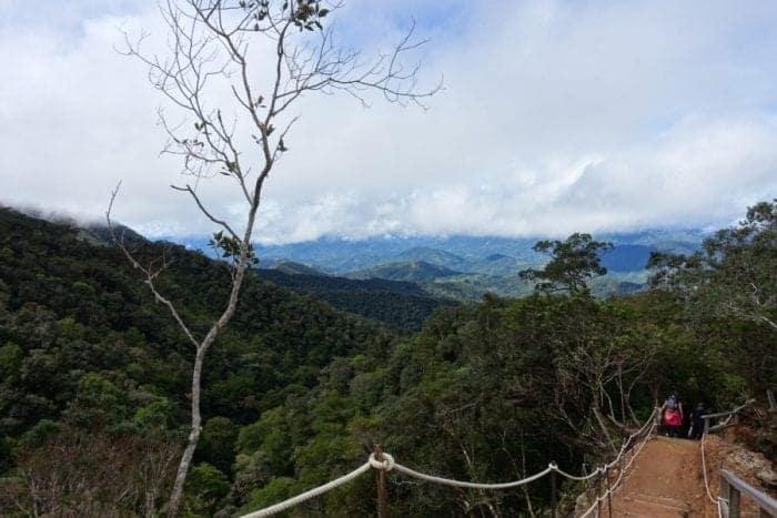 climbing Mount Kinabalu, The two day trek up the 13,435 ft Mt. Kinabalu on Malaysian Borneo, a true adventure, Kota Kinabalu, How much does it cost to hike Mt Kinabalu, How long in advance do I need to book a Mt Kinabalu tour, Can you hike Mt Kinabalu in a day, two days Mt Kinabalu Hike, Lowe's peak, Donkey ear, How long does it take to hike Mt Kinabalu, Mt Kinabalu summit, Earthquake, Dangerous, Via Feratta, mount kinabalu climb, kinabalu national park, views, weather, climbing mount kinabalu, mount kinabalu package, mount kinabalu national park, mount kinabalu hike,