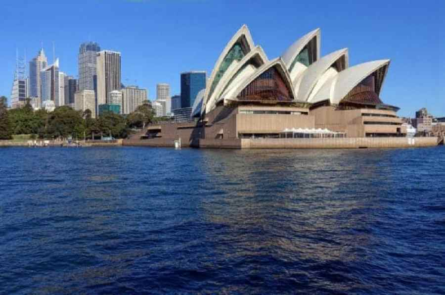 Sydney, The big, bustling heart of Australia. A guide to visiting on a backpacker budget, Sydney Opera house, Sydney Harbour Bridge, cheap, Sydney attractions, Things to do in Sydney, What to do in Sydney, Guide to Sydney, Manly Ferry, Bondi Beach, Coastal walks, Sydney activities, The Rocks, Luna Park, blue mountains,