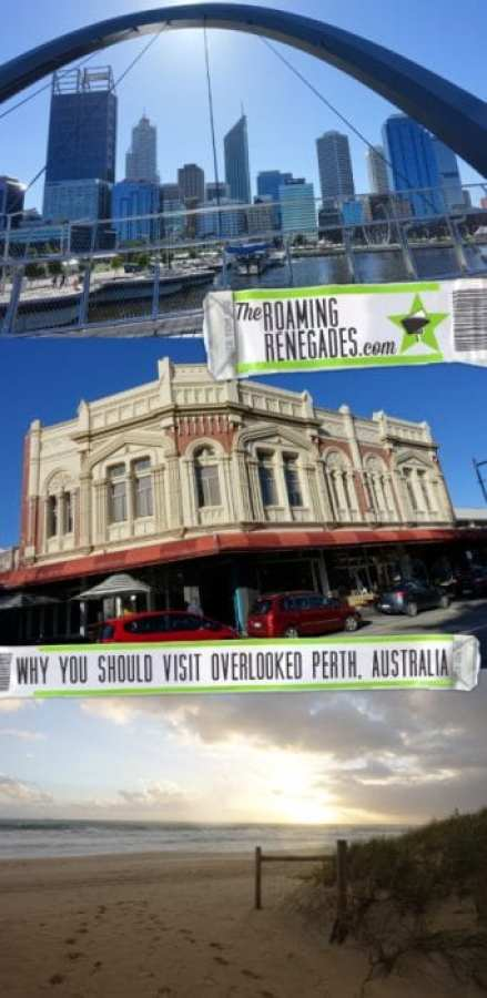 Why you should add the often overlooked Perth to your Australia adventure!