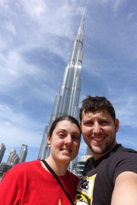 How to spend two days in Dubai, UAE on a backpacker budget!